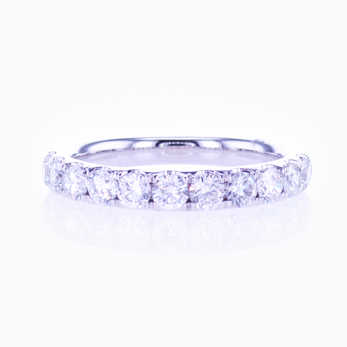 Lab-Grown Diamond Band Ring