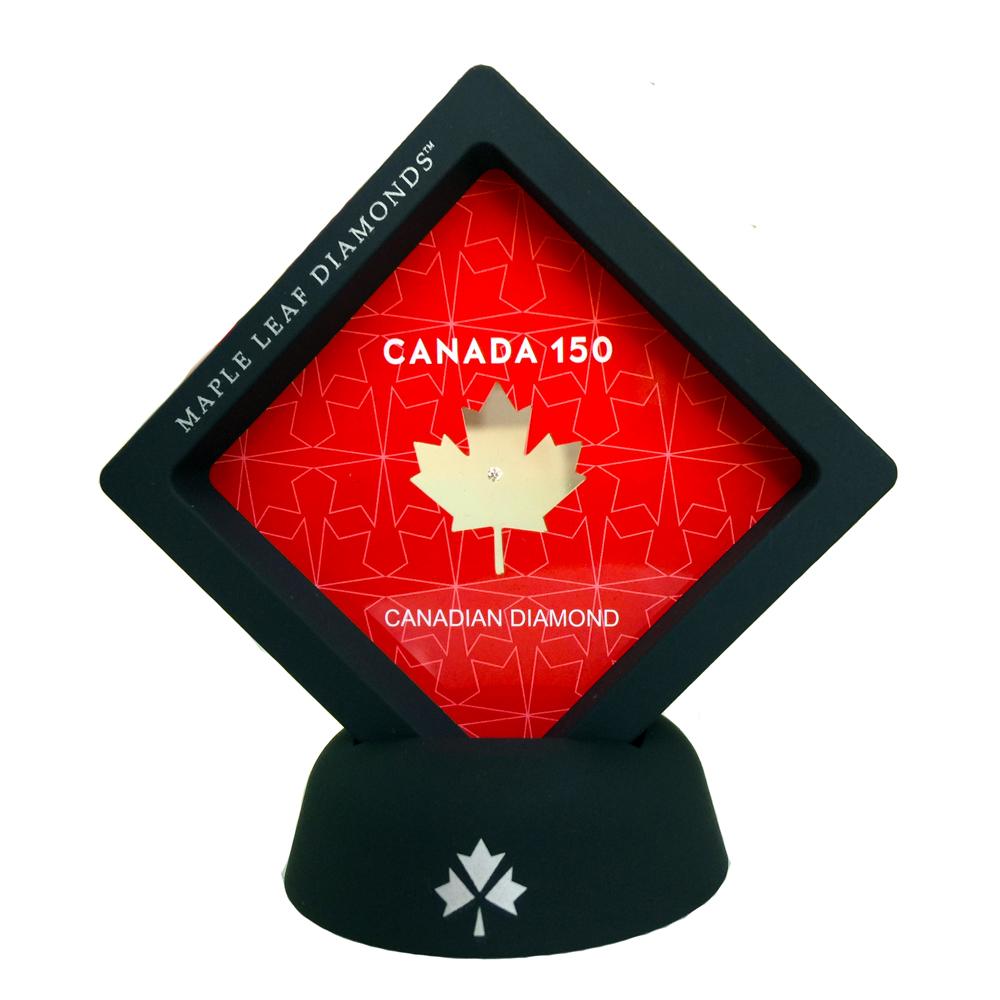 Canada Day 150, Commemorative Diamond