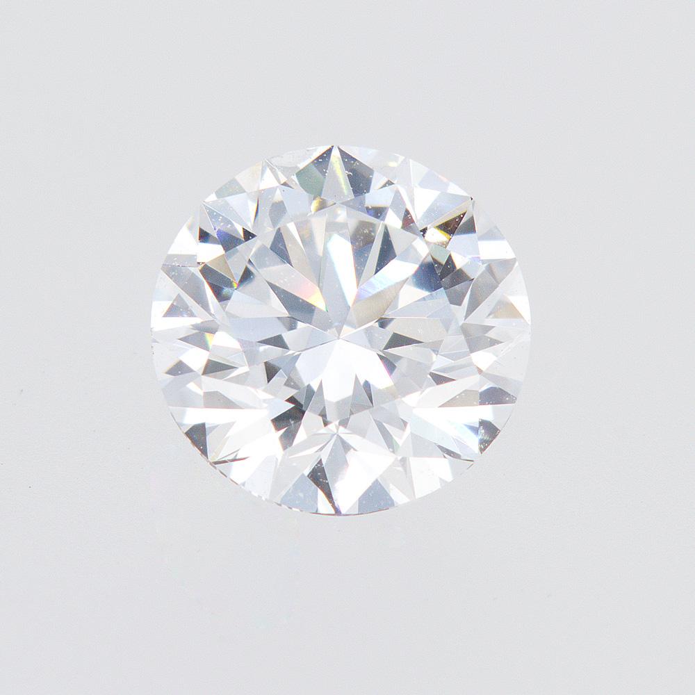 1.03 Carat Round Brilliant Diamond, Lab-grown  D   VS