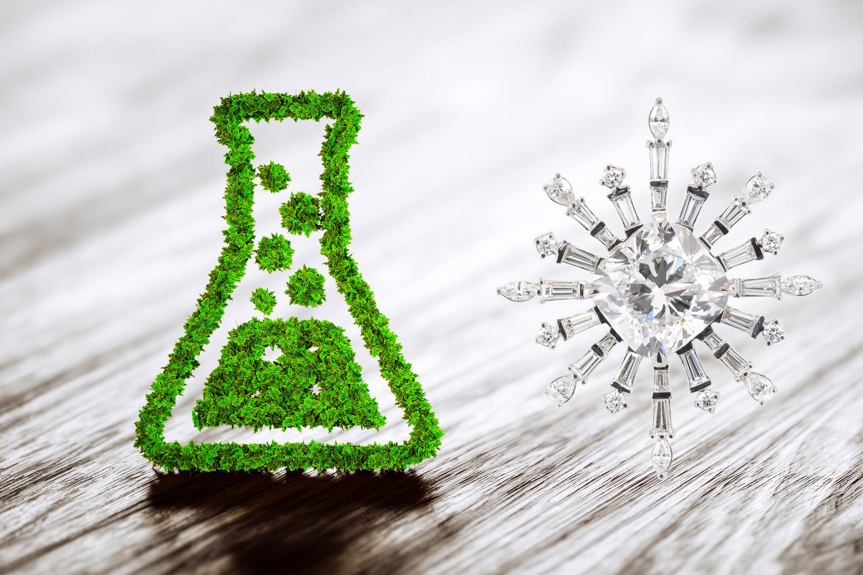 MSD Lab-created Diamonds