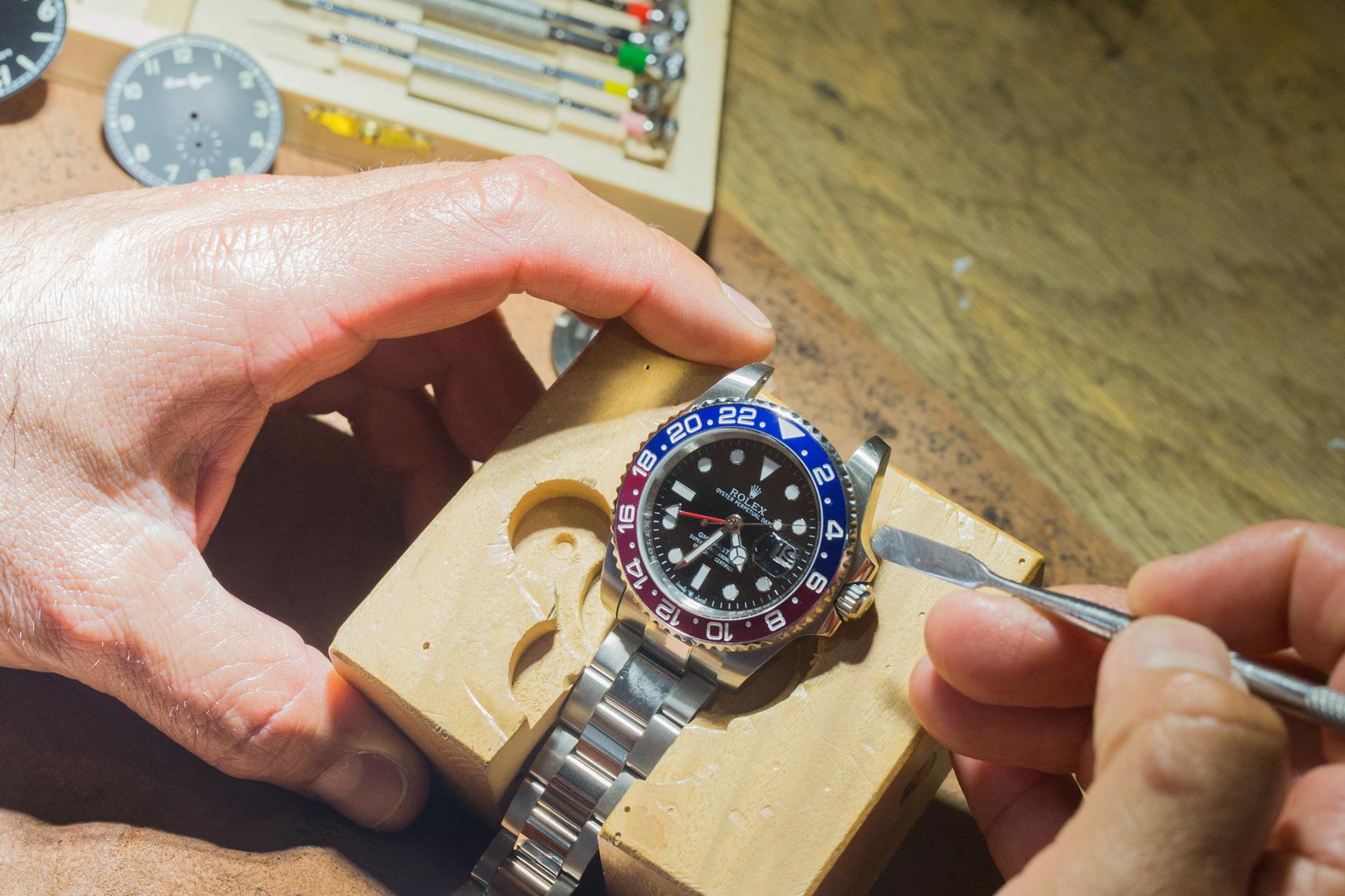 Market Street Diamonds Watch Services