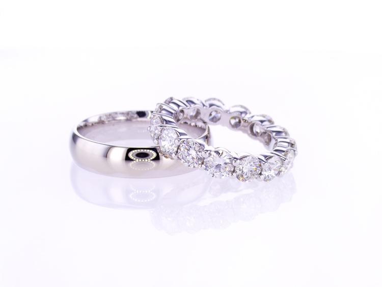 Market Street Diamonds Custom Weddingbands