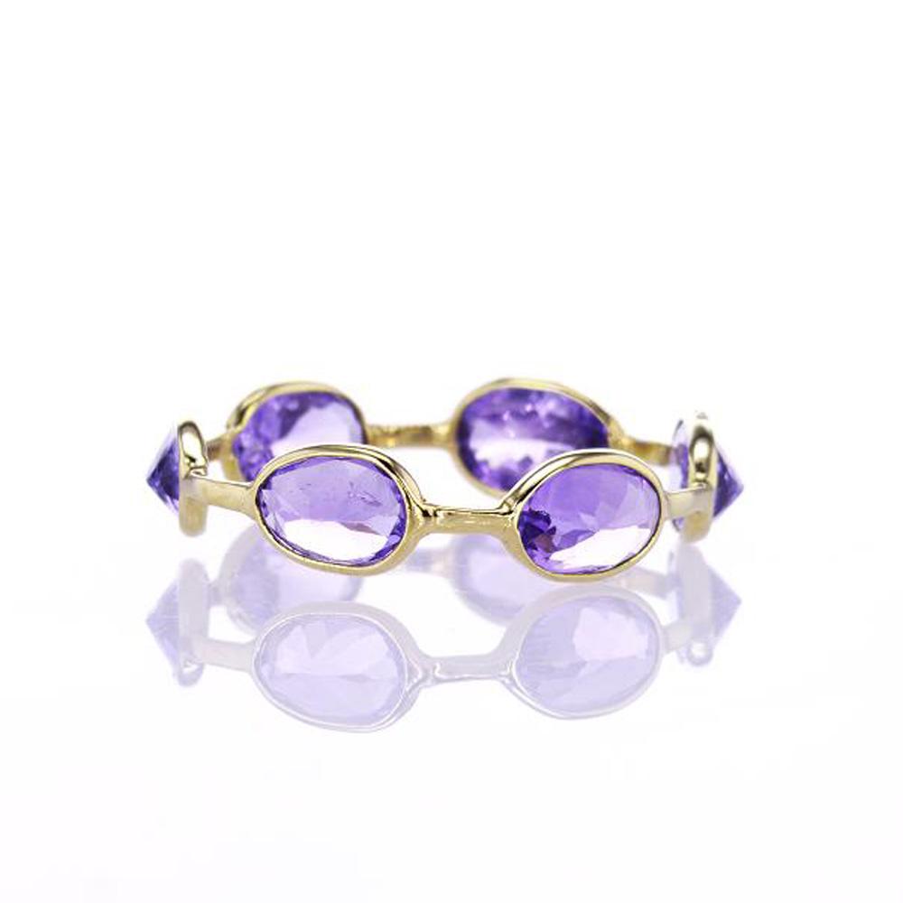 Dashing Tanzanite Ring